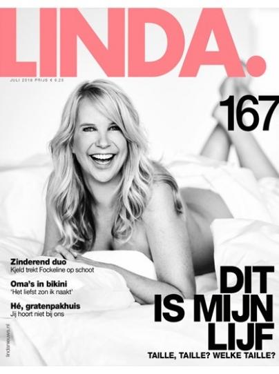 gratis Fred de la Bretoniere handtas kado bij Linda Magazine abonnement Aanbieding Linda Magazine abonnement met gratis Fred de la Bretoniere tas kado