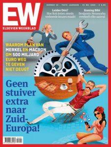 aanbiedingen EW Magazine abonnementen met hoge korting
