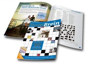 PuzzelBrein PuzzelBoek
